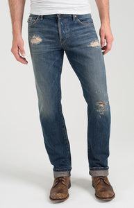 "McQueen Straight ""Selvedge Denim"" - The Harder They Fall"