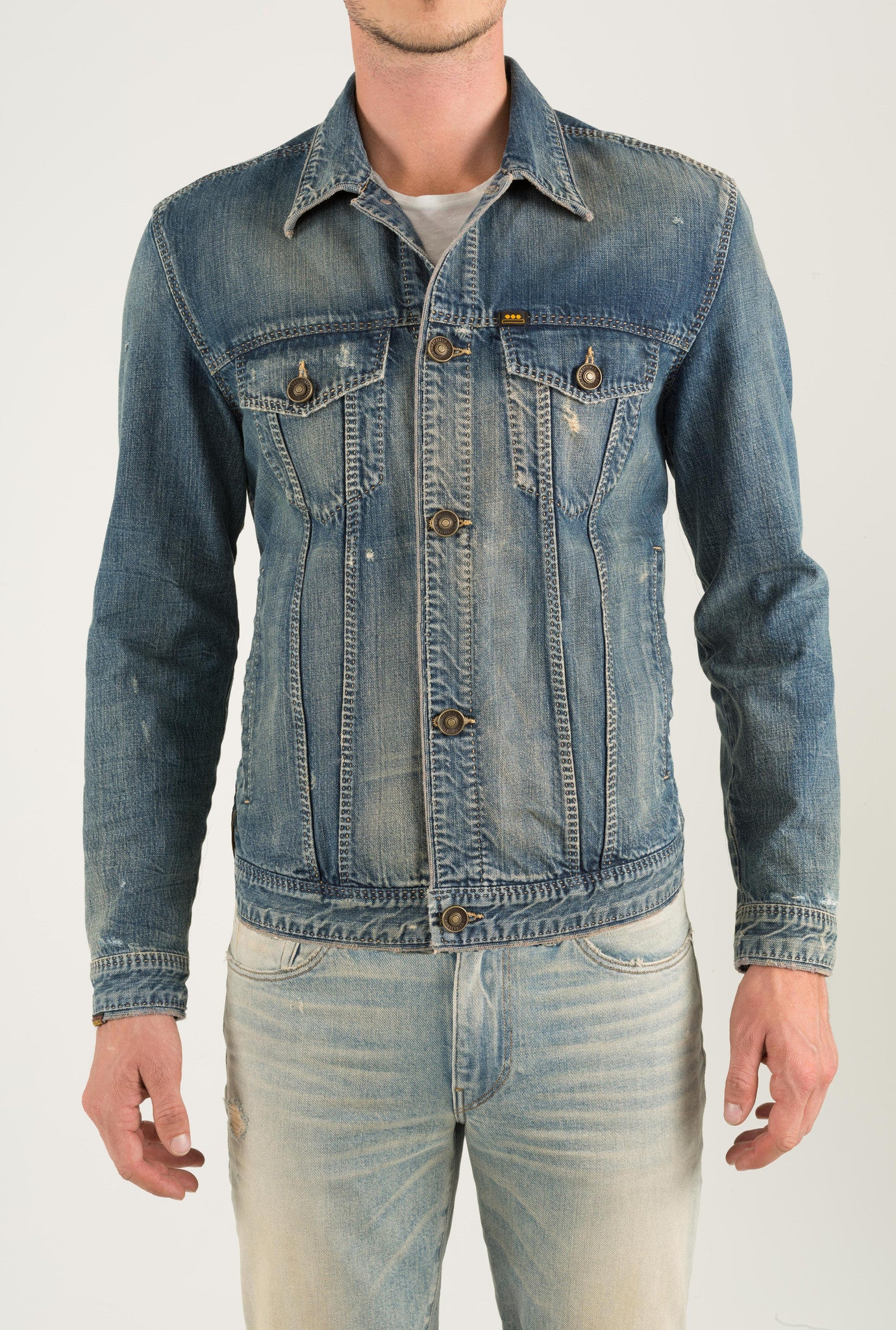 Oliver Denim Jacket - It's A Great Feeling