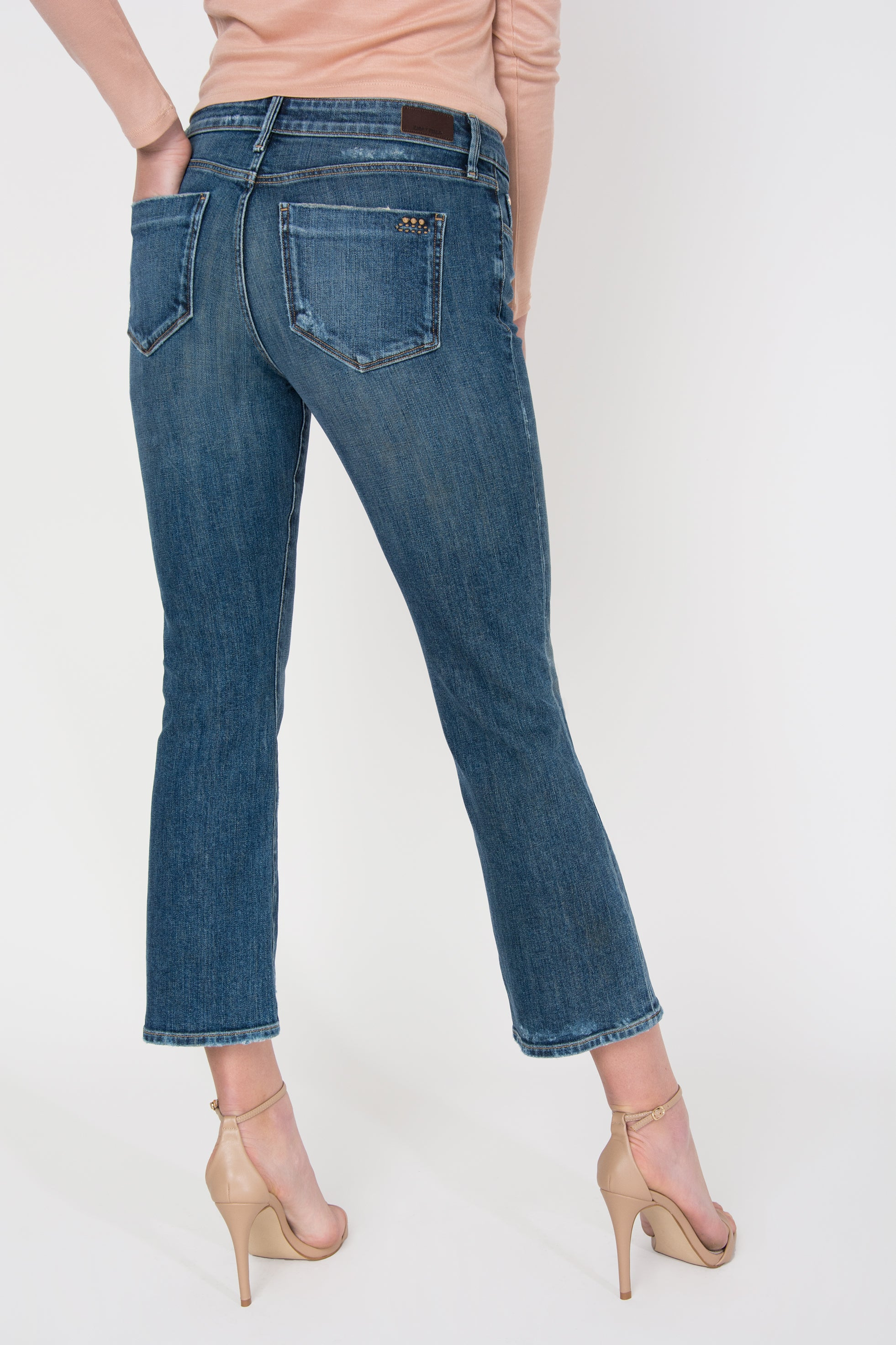 Grace Cropped Flare - Revival
