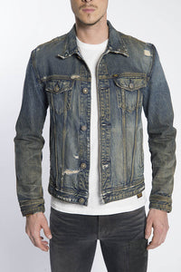 Oliver Denim Jacket - Woodstock