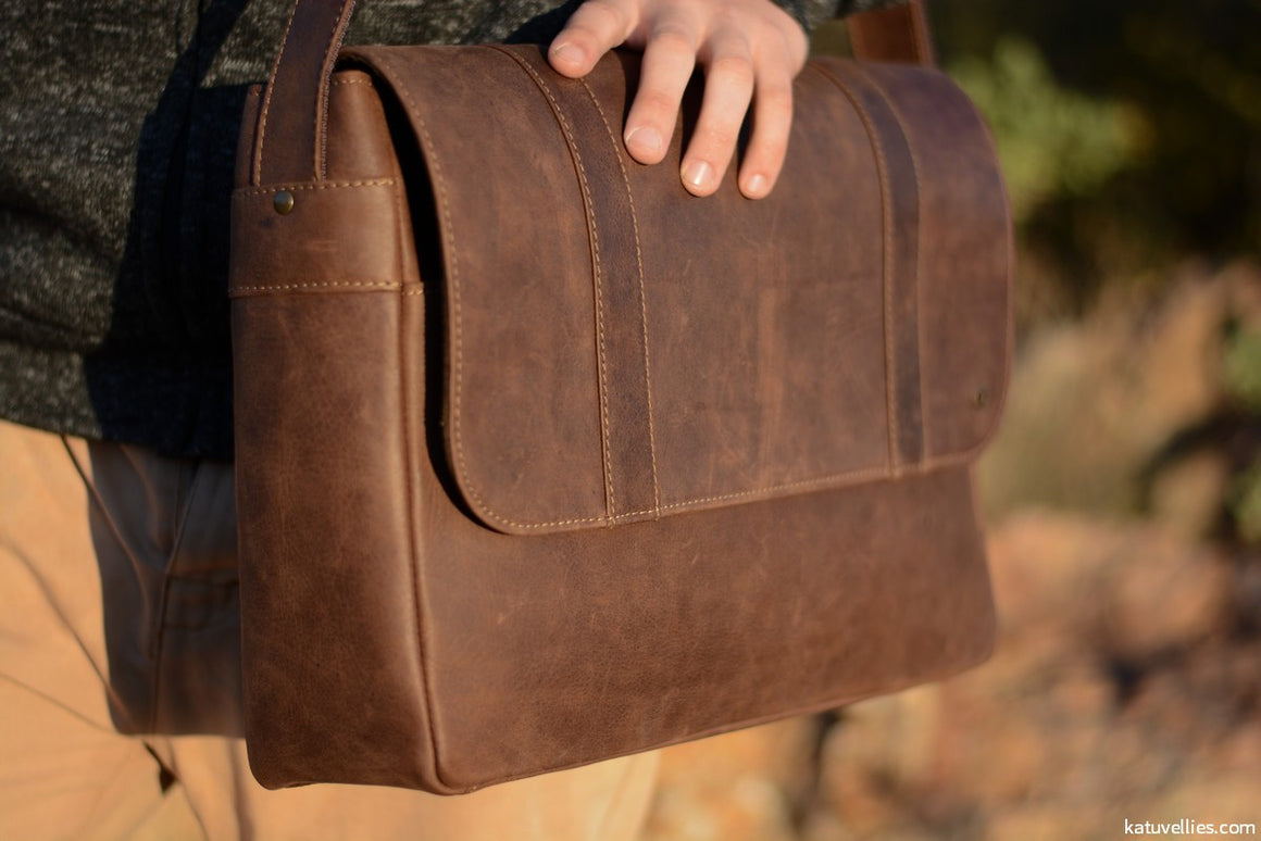 Katu Laptop Satchel