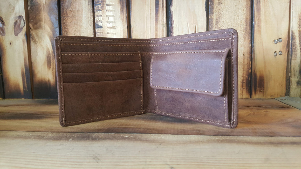 Men's Coin Wallet