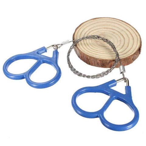 Portable Outdoor Wire Saw - OutdoorsAdventurer