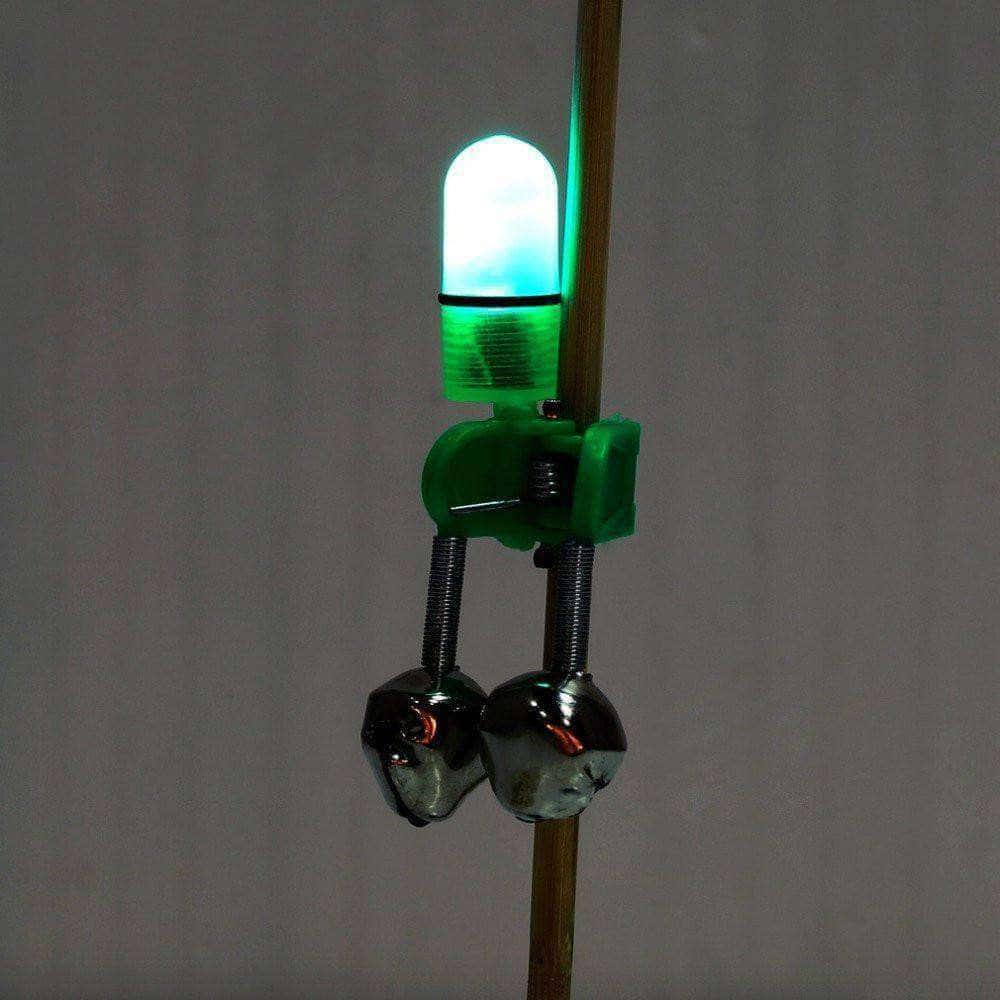 Fishing Alarm Bells With LED Light