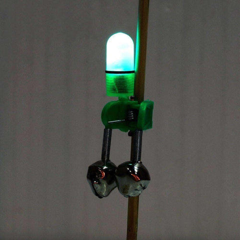 Image of Fishing Alarm Bells With LED Light