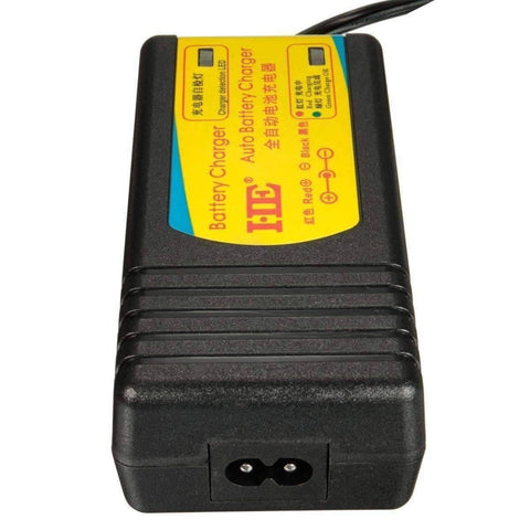 Image of 12V Car Boat Motorcycle RVs Automatic Battery Charger - OutdoorsAdventurer