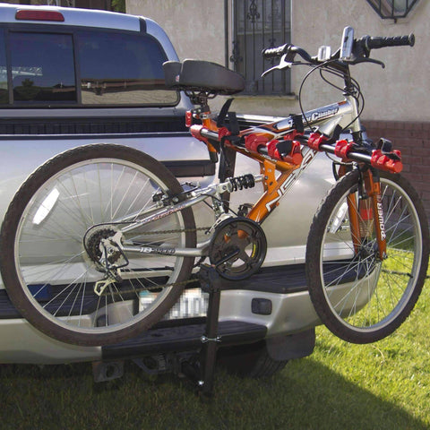 Image of 4 Bicycle Mount Carrier For Car/Truck/SUV/Minivan - OutdoorsAdventurer