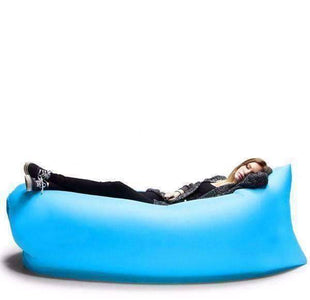 Inflatable Camping Air Bed Sofa - OutdoorsAdventurer