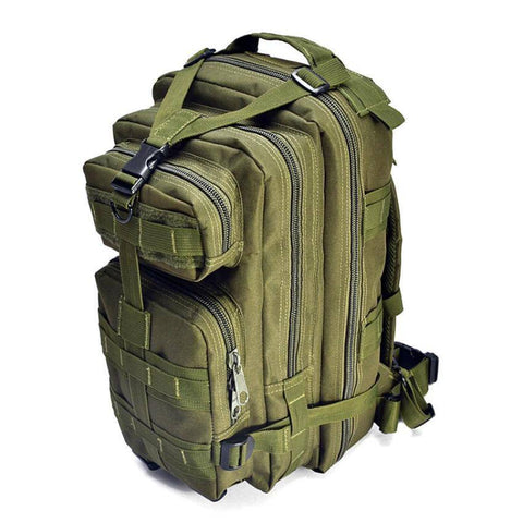 Image of Outdoor Tactical Survival Rucksack Backpack