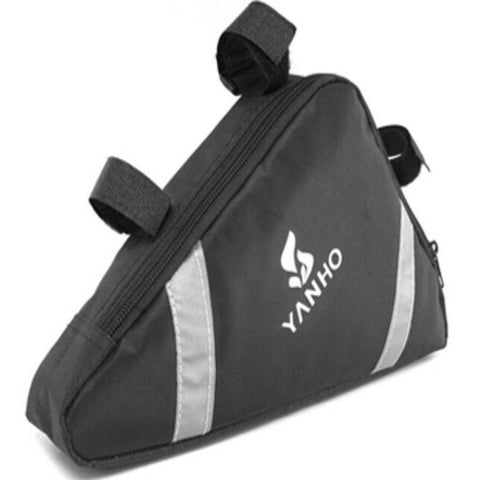Image of Frame Mounted Waterproof Bicycle Bag - OutdoorsAdventurer