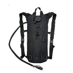2L Hydration System Survival Bag - Black