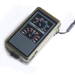 Multifunction 10 in 1 Outdoor Military Compass
