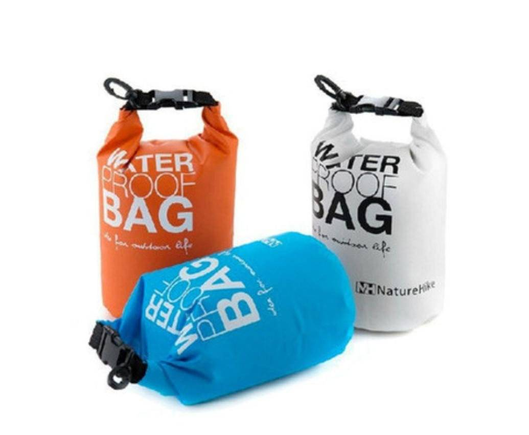 2L Ultralight Waterproof Rafting Bag - OutdoorsAdventurer