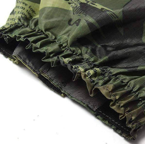 Camo Weatherproof Gaiters - OutdoorsAdventurer