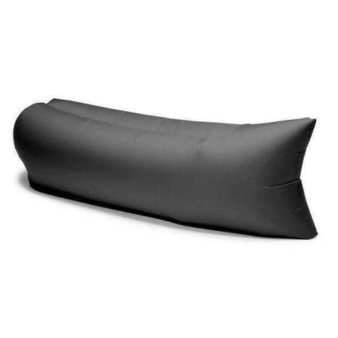 Image of Inflatable Camping Air Bed Sofa - OutdoorsAdventurer
