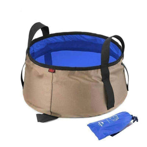 10L Portable Outdoor Washbasin - OutdoorsAdventurer