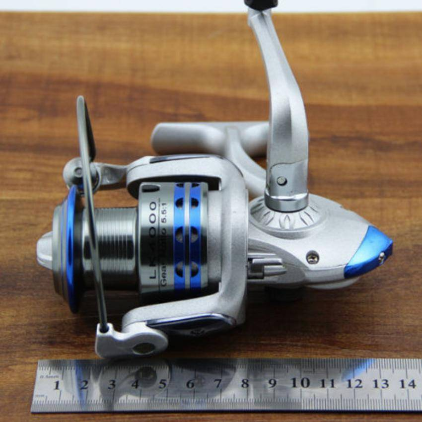 Aluminum Ball Bearing Fishing Reel