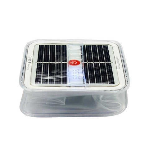 Image of 10 LED Solar Waterproof Inflatable Cube Outdoor Light - OutdoorsAdventurer