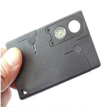 Load image into Gallery viewer, 9 in 1 Multifunctional Pocket Card Tool For Survival - OutdoorsAdventurer