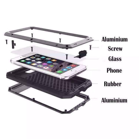 Military Designed iPhone Case