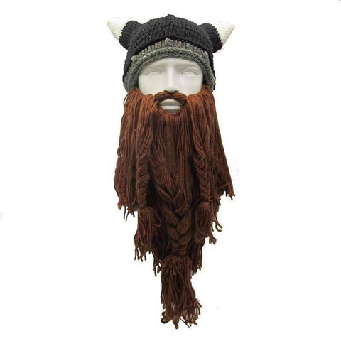 Image of Vagabond Barbarian Viking Beard Beanie