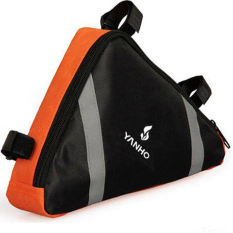 Image of Frame Mounted Waterproof Bicycle Bag