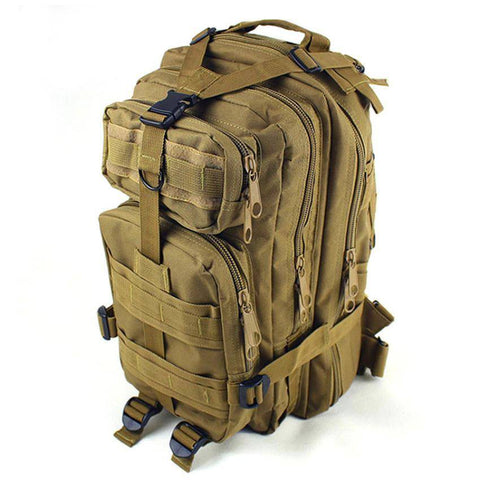 Image of Outdoor Tactical Survival Rucksack Backpack - OutdoorsAdventurer