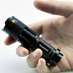 2000LM Waterproof LED Flashlight