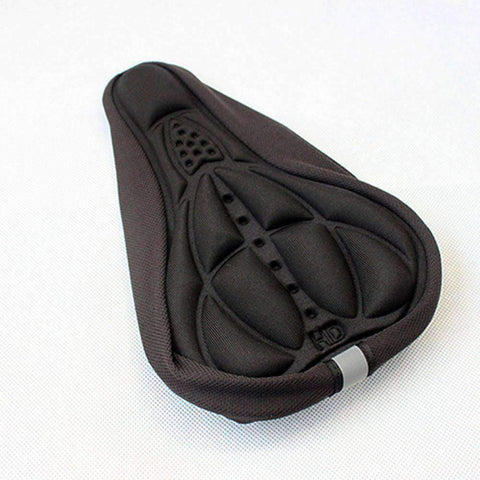 Image of Comfortable Cushion Seat Cover for Bikes - OutdoorsAdventurer