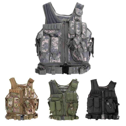 Image of Outdoor Vest - OutdoorsAdventurer