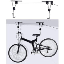 Load image into Gallery viewer, Ceiling-Mounted Bike  Lift - OutdoorsAdventurer