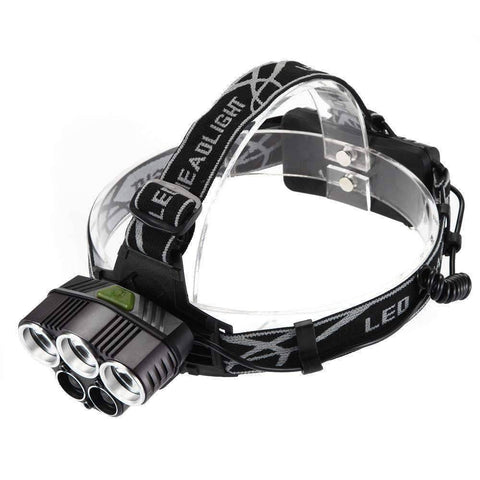 LED Waterproof Outdoor Headlight - OutdoorsAdventurer