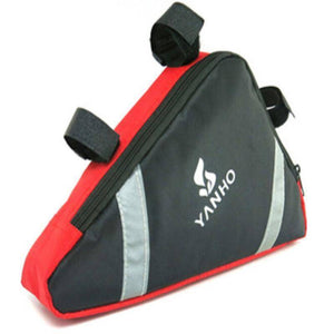 Frame Mounted Waterproof Bicycle Bag - OutdoorsAdventurer