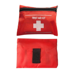 First Aid Kit Emergency Medical Pack For Camping - OutdoorsAdventurer