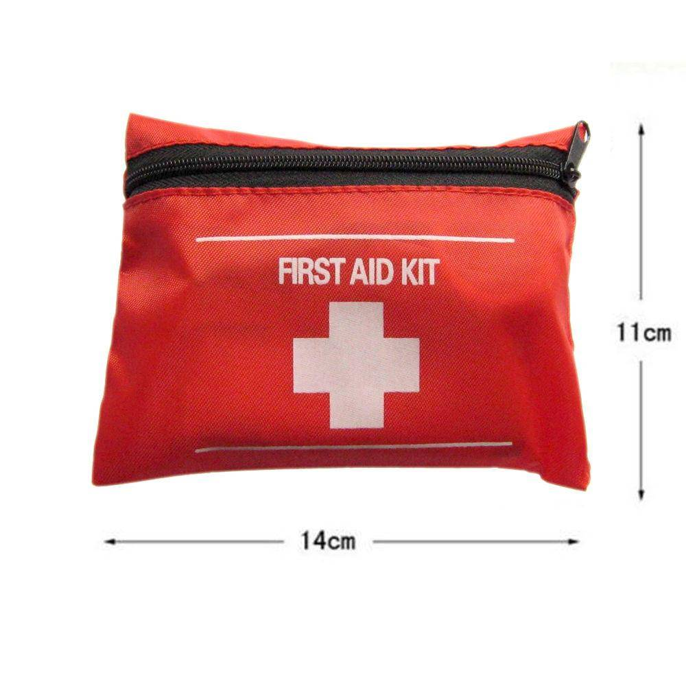 First Aid Kit Emergency Medical Pack For Fishing dimensions