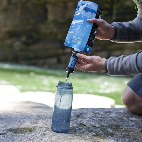 Sawyer Mini Water Filtration System - OutdoorsAdventurer