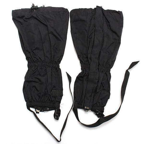 Image of Rugged waterproof camping gaiters - OutdoorsAdventurer