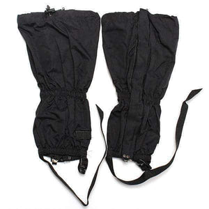Rugged waterproof camping gaiters - OutdoorsAdventurer
