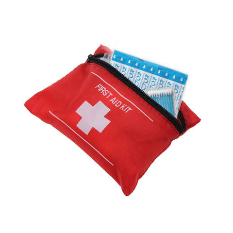 First Aid Kit Emergency Medical Pack For Camping