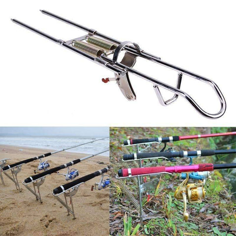 Automatic Tip-Up Hook Setter - OutdoorsAdventurer