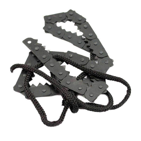 Image of Camping Chain Saw - OutdoorsAdventurer