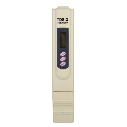 TDS Digital Water Test Meter Tool - OutdoorsAdventurer