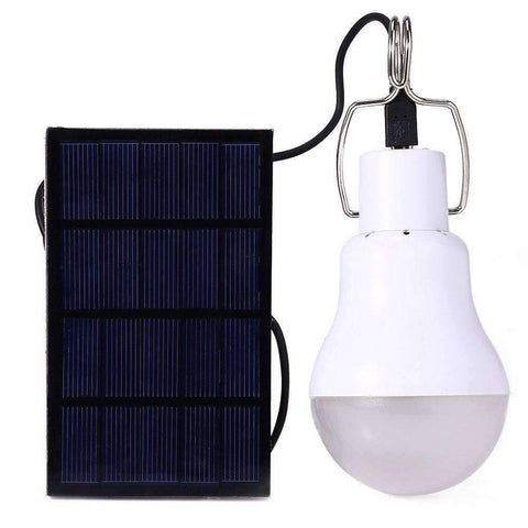 Outdoor Solar Powered Lamp