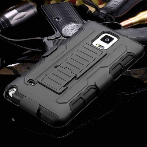 Image of Military Black Armor Android Phone Case - OutdoorsAdventurer