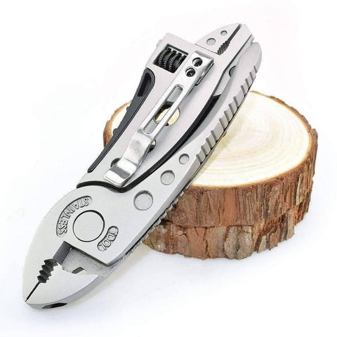 Image of Outdoor Multi-tool Survival Pliers