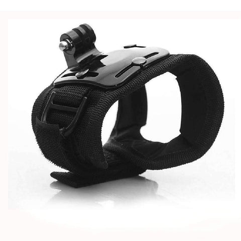 360 Degree Rotation Wrist Strap Mount + Screw for Gopro Hero 4 - OutdoorsAdventurer