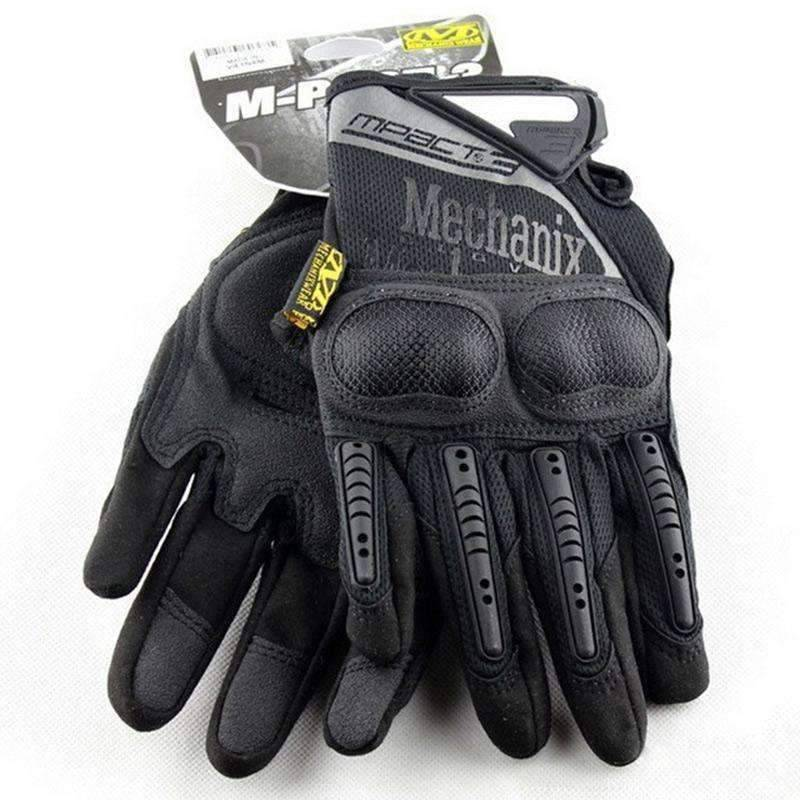 Tactical Outdoor Microfiber Gloves