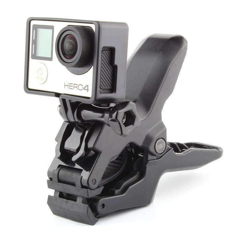GoPro Jaw Portable Clamp - OutdoorsAdventurer