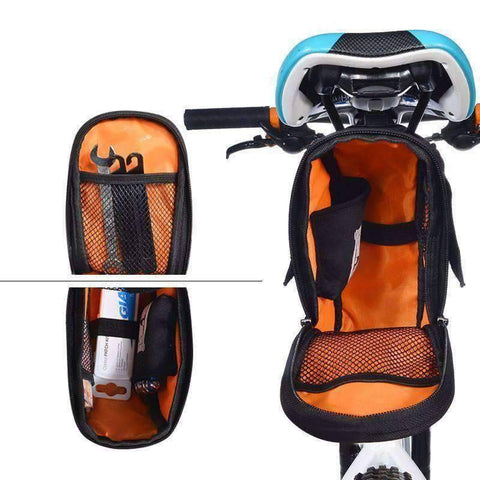 Image of Cycling Water Bottle Bag - OutdoorsAdventurer