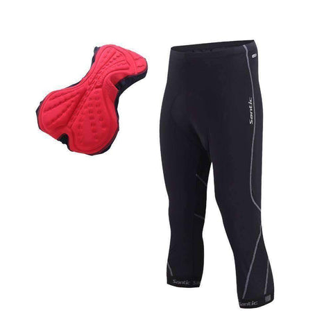 Image of Bicycle Cycling Padded Pants - OutdoorsAdventurer